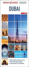Insight Guides Flexi Map Dubai