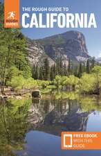Rough Guide to California (Travel Guide with Free eBook)
