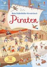 Mein Rubbelbilder-Kreativbuch: Piraten