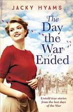 Day The War Ended