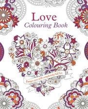 Love Colouring Book