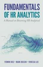 Fundamentals of HR Analytics