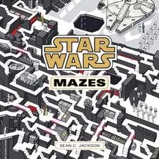 Staw Wars Mazes