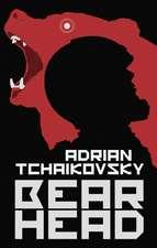 Tchaikovsky, A: Bear Head