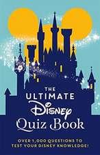 Ultimate Disney Quiz Book