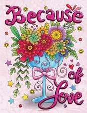 Custom Sketchbook (Because of Love)