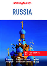 Insight Guides Russia (Travel Guide with Free eBook)