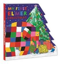 My First Elmer Christmas