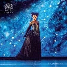 Royal Opera House Wall Calendar 2021 (Art Calendar)