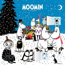 Moomins by the Fire Advent Calendar 2021 (with stickers)