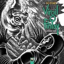 The Sci-Fi Art of Virgil Finlay Wall Calendar 2022 (Art Calendar)
