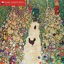 Klimt Landscapes Wall Calendar 2022 (Art Calendar)