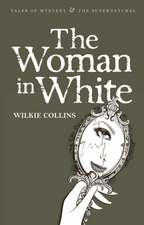 The Woman in White:  The Whitechapel Murderer