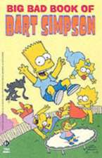 Simpsons Comics Present the Big Bad Book of Bart