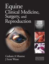 Equine Medicine, Surgery and Reproduction