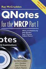 QNotes for the MRCP with CD-ROM, Part 1