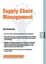 Supply Chain Management: Operations 06.04