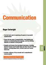 Communication: Leading 08.08