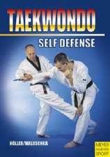 Taekwondo Self-Defense:  Strength Training