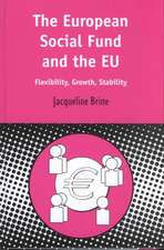 European Social Fund and the Eu:  Essays in Biblical Autobiography