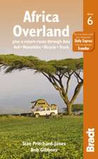 Bradt Africa Overland:  A Celebration of Africa's Big Cat Country