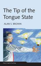 The Tip of the Tongue State