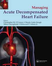Managing Acute Decompensated Heart Failure