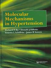 Molecular Mechanisms in Hypertension