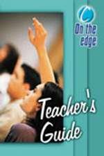 On the edge: Level C Set 1 - Teacher Book