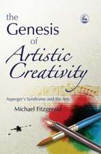 Genesis of Artistic Creativity the:  Surviving Obsessive-Compulsive Disorder