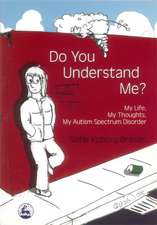 Do You Understand Me?