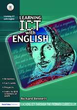 Learning Ict with English:  Achieving the Wow Factor with 5-11 Year Olds