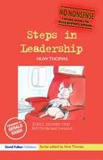 Steps in Leadership