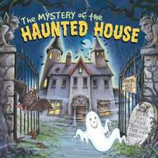 The Mystery of the Haunted House:  Dare You Peek Through the 3-D Windows?