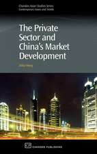 The Private Sector and China's Market Development