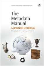 The Metadata Manual: A Practical Workbook