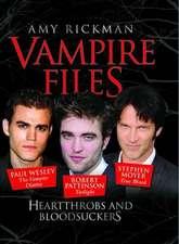 Rickman, A: Vampire Files