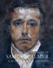 A Memoir of Samuel Palmer:  Made in the Summer of the Year 1770