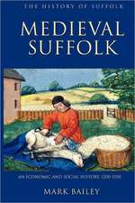 Medieval Suffolk: An Economic and Social History, 1200–1500