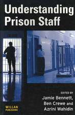 Understanding Prison Staff