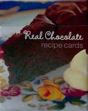 Chocolate Recipe Cards