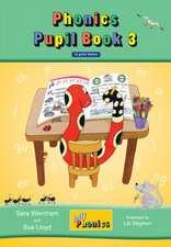 Jolly Phonics Pupil Book 3 (colour edition)