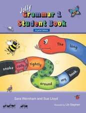 Jolly Grammar 1 Student Book (in Print Letters)