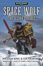 The Space Wolf Second Omnibus