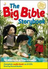 Barfield, M: The Big Bible Storybook