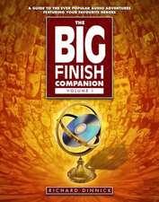The Big Finish Companion