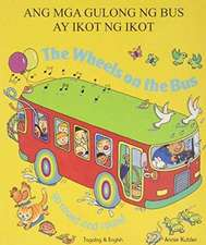 The Wheels on the Bus Tagalog & English