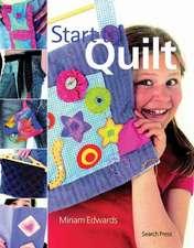 Start to Quilt