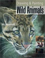 Drawing & Painting Wild Animals:  Faces and Figures