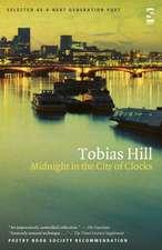 Midnight in the City of Clocks